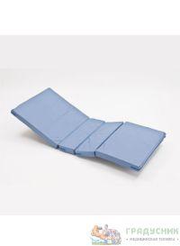 Матрац четырехсекционный (кожзаменитель) для функциональных кроватей