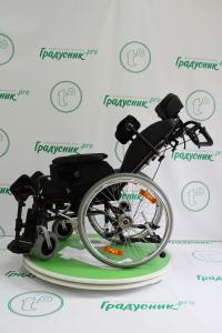 "Кресло-коляска Ortonica DELUX 570 16""18"" с большими колесами"