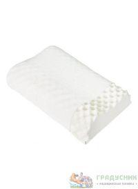 Ортопедическая подушка из натурального латекса. «Тривес» ТОП-203