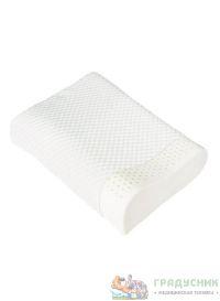 Ортопедическая подушка из натурального латекса «Тривес» ТОП-202