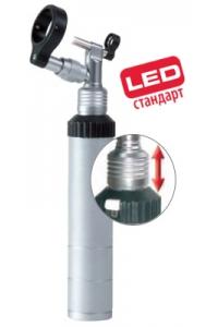 Отоскоп KaWe Евролайт С 30 OP LED 2,5В стандартной мощности (лампочный)