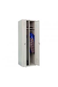 Шкаф для раздевалок ПРАКТИК МД LS (LE)-21