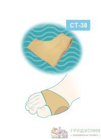 Силиконовый протектор на тканевой основе «Тривес»  СТ-38