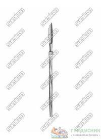 Скальпель глазной брюшистый, малый «Surgicon» J-50-560