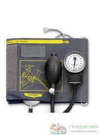 Тонометр механический Little Doctor LD-60 со  встроенным в манжету стетоскопом
