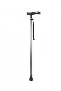 Трость с анатомической ручкой и УПС (AMCC33)