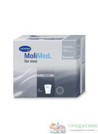 Урологические вкладыши для мужчин  MOLIMED Premium for men active.