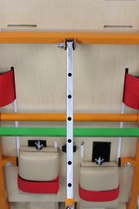 Вертикализатор с обратным наклоном ОСВ-212.1 размер 1
