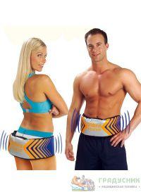 Вибромассажный пояс для похудения «Vibra Tone»