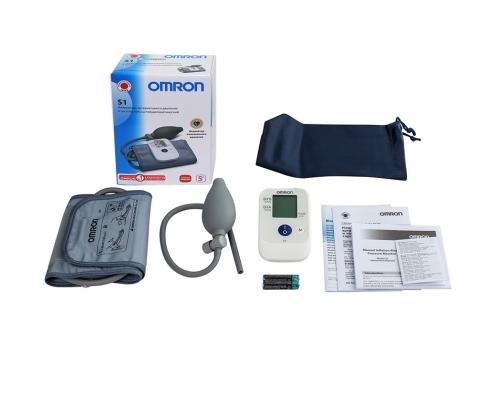 Тонометр полуавтоматический Omron S1