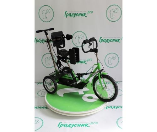 Велосипед Ангел Соло №3 (для детей)
