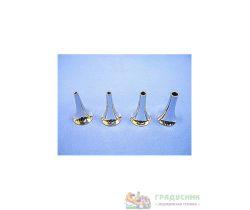 Воронка ушная металлическая «Surgicon»